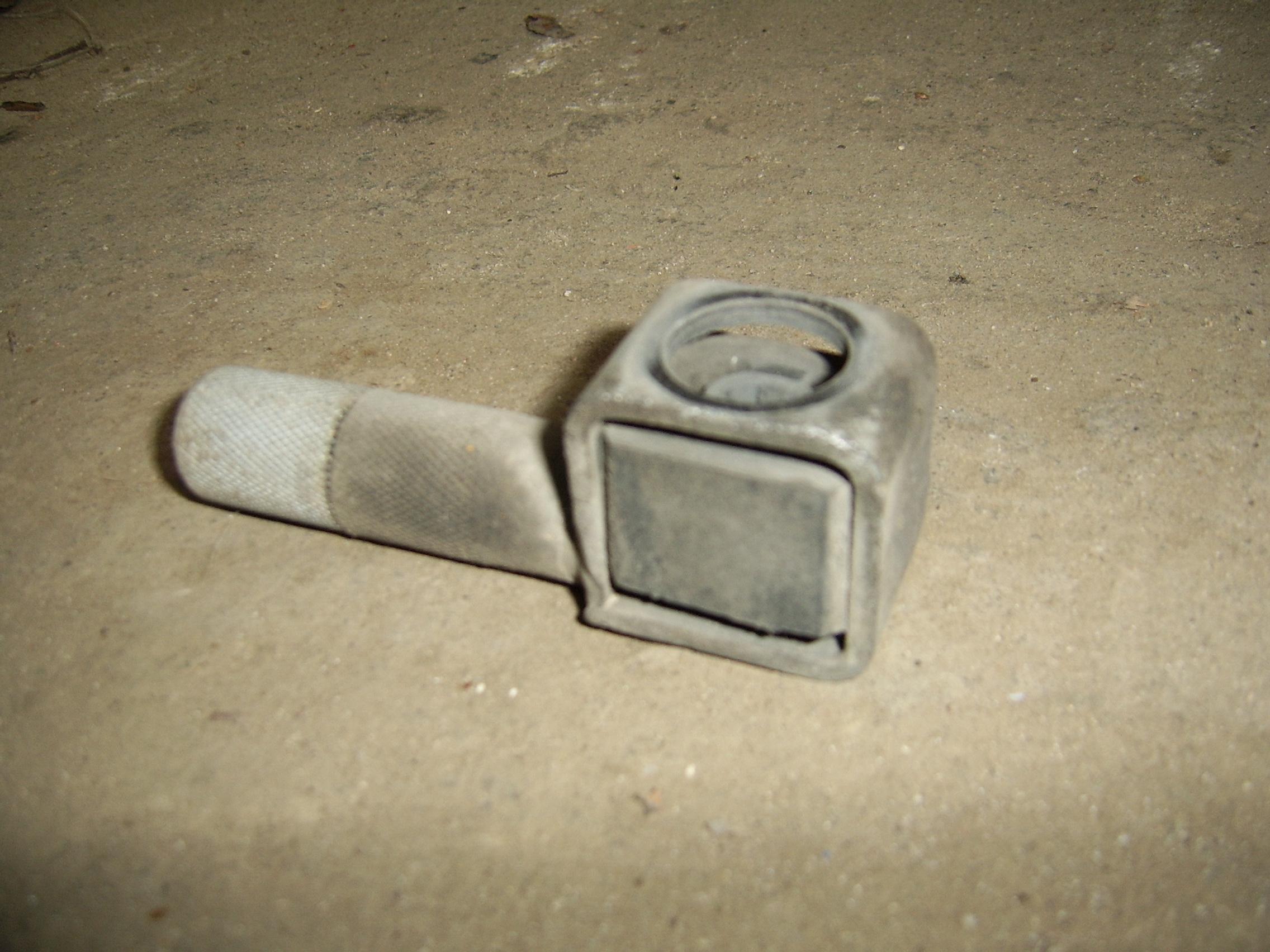 реактивная тяга автомобиля ваз схема