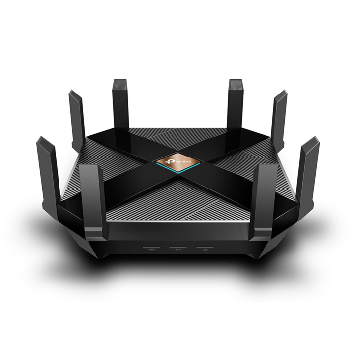 Премиальный Wi-Fi роутер стандарта AX6000 TP-LINK ARCHER AX6000