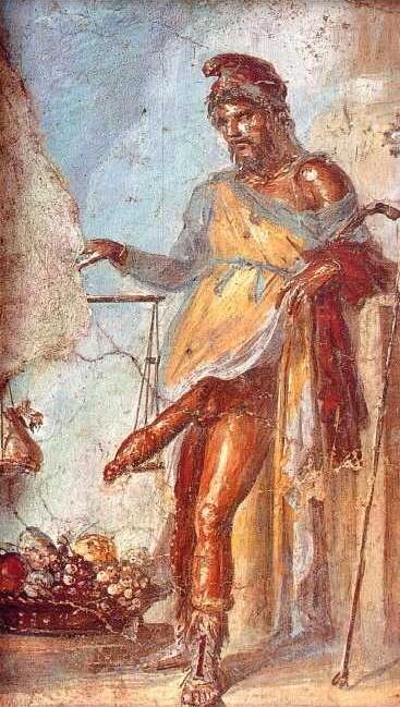 Древнегреческое воспитание и секс