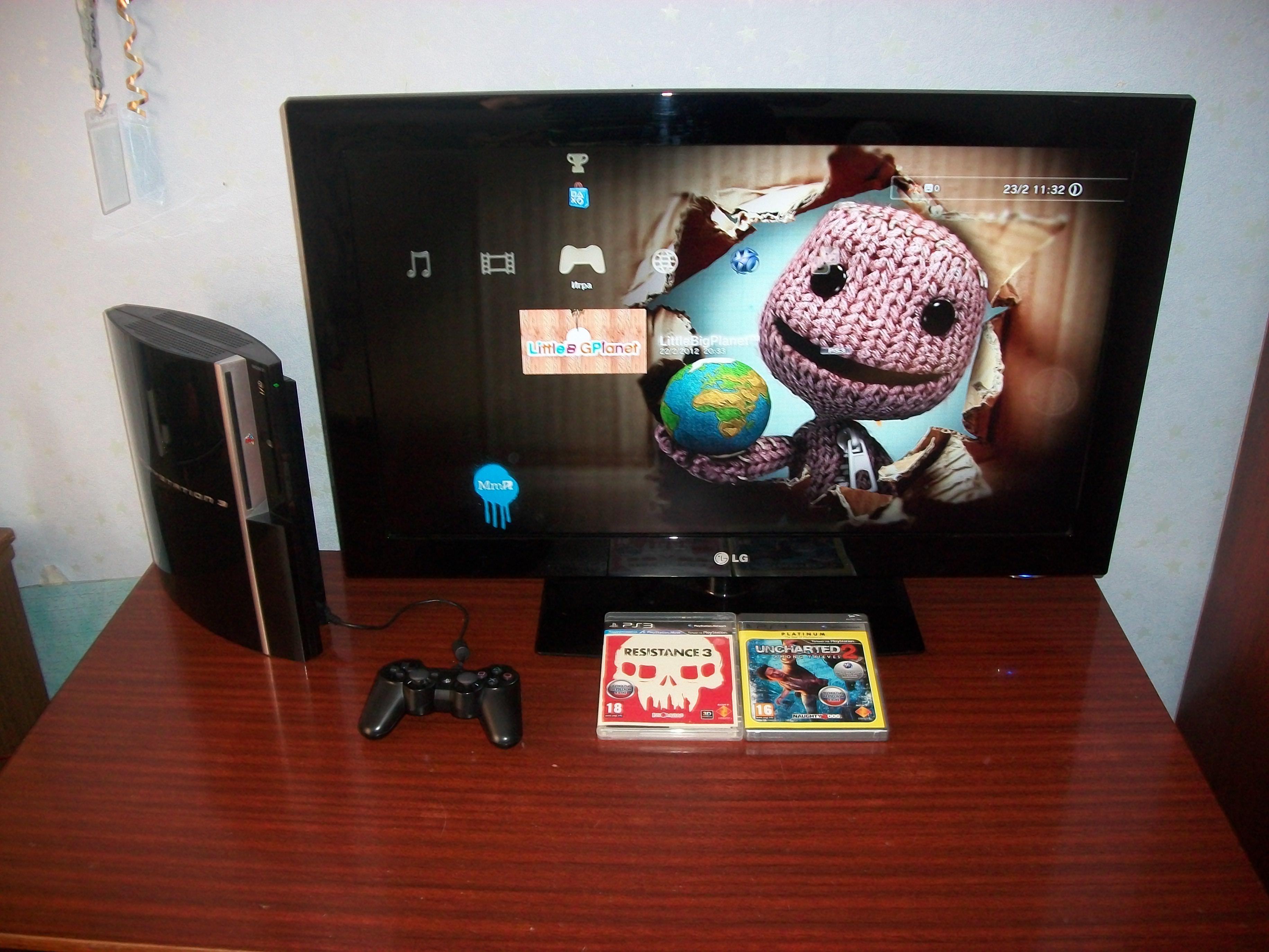 Прошивка sony playstation 4