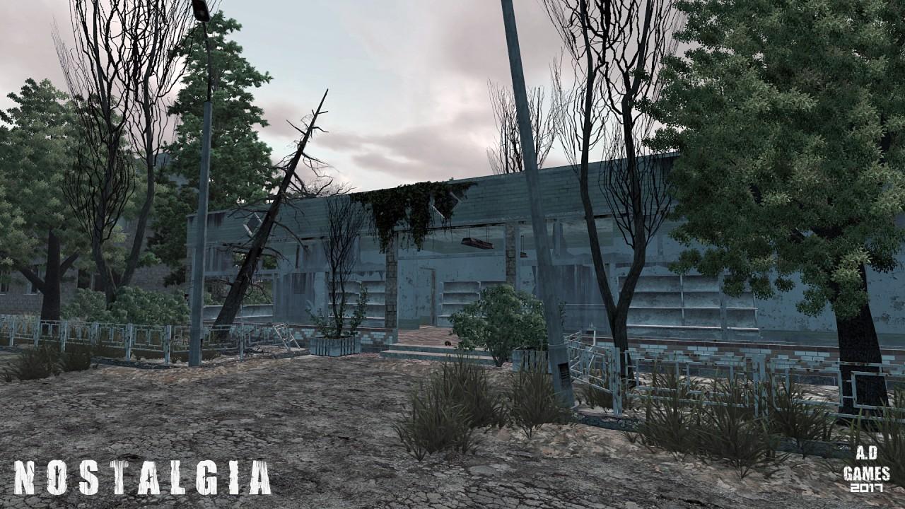 NOSTALGIA - мод для Fallout 3