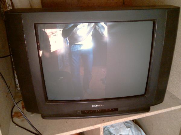 DAEWOO KR-14E5 Телевизор